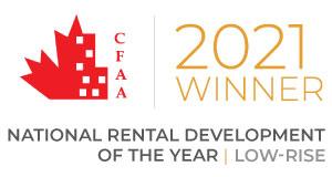 Cfaa Award Seal